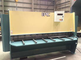 EPIC 3070 x 6.5mm Over Driven Individual Clamp Hydraulic Guillotine   - picture8' - Click to enlarge