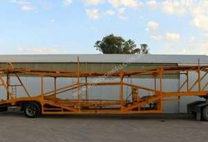 1993 BANMERE 7 CAR CARRIER