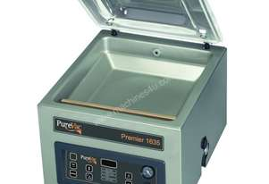 PureVac Premier1635 Powerful Benchtop Vacuum Packaging Machine