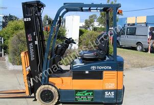TOYOTA 1.5t Battery/ Electric  with LOW HOURS