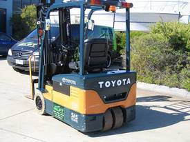 TOYOTA 1.5t Battery/ Electric  with LOW HOURS - picture6' - Click to enlarge