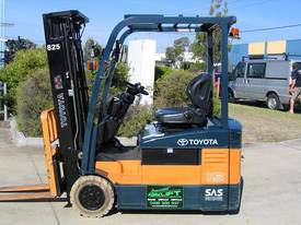 TOYOTA 1.5t Battery/ Electric  with LOW HOURS - picture0' - Click to enlarge