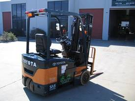 TOYOTA 1.5t Battery/ Electric  with LOW HOURS - picture11' - Click to enlarge