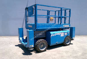 26ft All Terrain Scissor lift FOR SALE