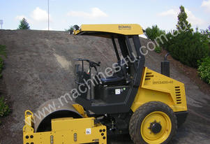Bomag BW124D-4 T - Single Drum Vibratory Rollers