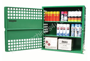 Aerosol Storage for 108 Spray Cans