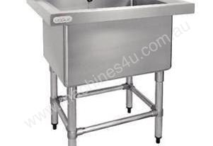 Stainless Steel Deep Pot Sink - DN760 Vogue