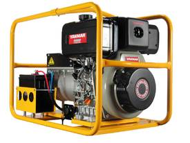 PYD070E � 6,000W GENERATOR WITH BATTERY