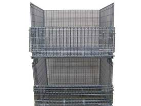 Pallet Cage Steel Wire Mesh - picture2' - Click to enlarge