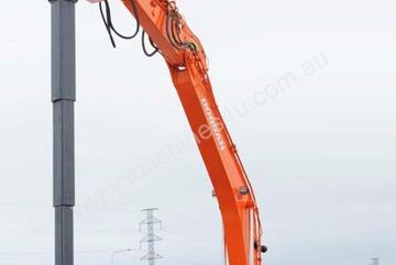 Excavated Mounted Soil Drill TAD30 - TAD 30S