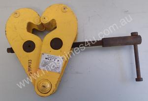 1Ton Beam Girder Clamp Beaver Block & Tackle mount