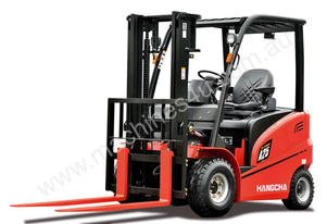 A Series 1-3.5T Forklift (Four Wheel)