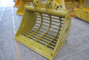 Brand New SEC 20ton Sieve Bucket (Mud) CAT320