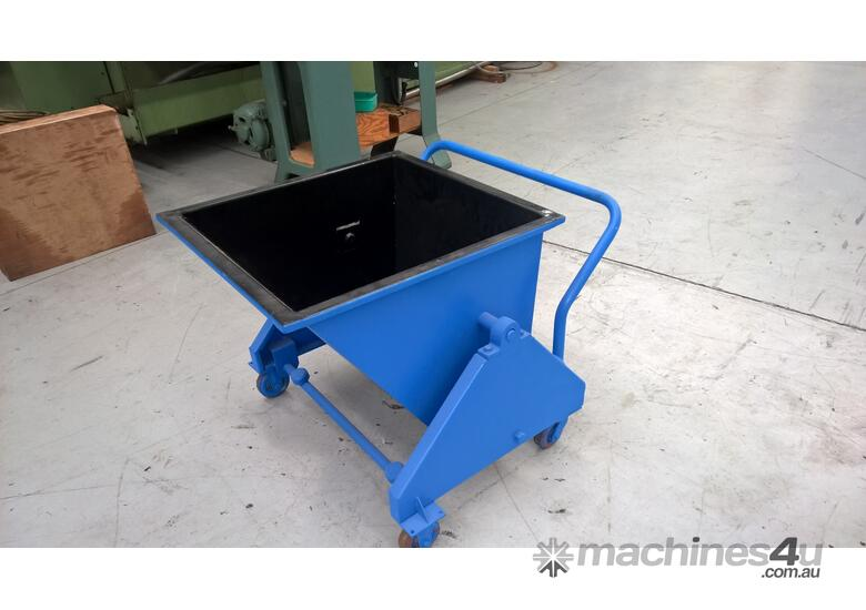 SWARF BUCKET FOR CNC MACHINES