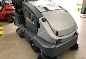 EX Demo Nilfisk CS7000 LPG Sweeper/Scrubber