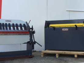 1270mm x 240Volt Guillotine & Panbrake Combo - picture0' - Click to enlarge