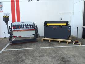 1270mm x 240Volt Guillotine & Panbrake Combo - picture2' - Click to enlarge