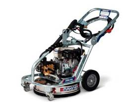 Makinex Pressure Washer & Rotary cleaner