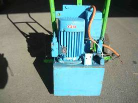 HYDRAULIC POWER PACK 3HP - picture0' - Click to enlarge