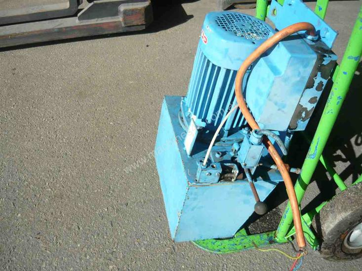 HYDRAULIC POWER PACK 3HP