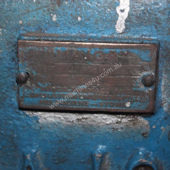 Type 4/21 Forge Furnace Combustion Air Blowe