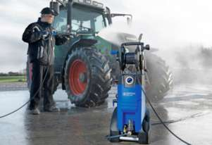 New Industrial Gerni Blue Pressure Cleaner MC 4M