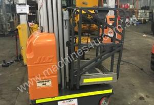 Used JLG 20DVL man lift for sale
