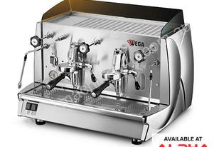 Wega EMA2VVE Vela Vintage 2 Group Classic Coffee Machine