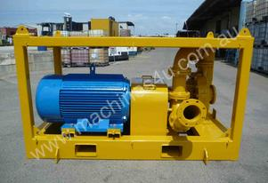 AJAX 150x125-500 PUMP DRIVEN BY 220KW ELECTRIC MO