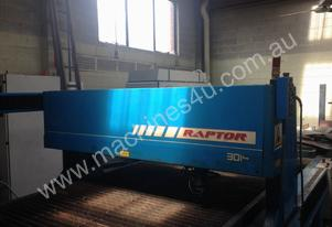 Industrial Laser Raptor Laser Cutting Machine
