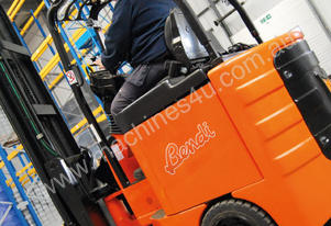 Bendi Remanufactured Articulated Forklift Truck