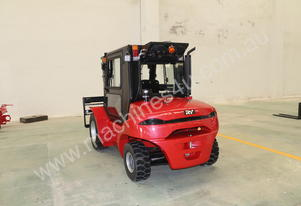 2.5 TONNE LOW PROFILE FORKLIFT