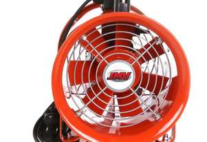 Extraction Fan 200mm - JMV Industrial Portable