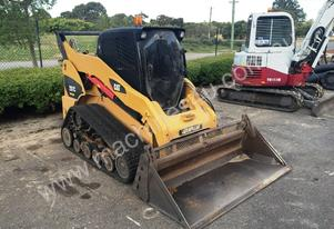 LOW HOUR MULTI TERRAIN/RUBBER TRACK LOADER