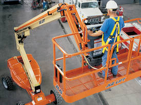 JLG M600JP Electric Boom Lift - picture10' - Click to enlarge