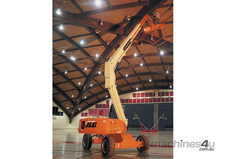 JLG M600JP Electric Boom Lift