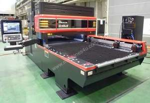 AMADA LC Alpha V - THE PERFECT LASER MACHINE FOR EASY LOADING AND SCRATCH FREE PROCESSING