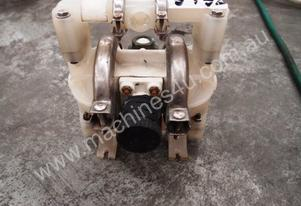 Versamatic Diaphragm Pump - In/Out:12mm