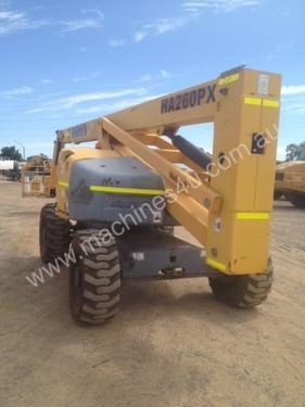 Haulotte HA260PX Boom Lift Access & Height Saf