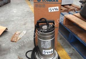Submersible Pump, IN: 38mm Dia, OUT: 50mm Dia