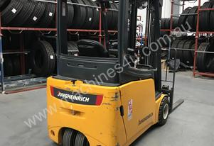 2014 Jungheinrich EFG-220 Electric Counterbalance