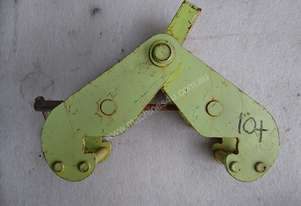 Girder Clamp Beam Mount 10 ton Loadset
