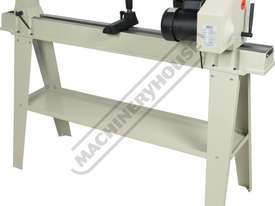 WL-20 Swivel Head Wood Lathe 370mm Swing x 1100mm Between Centres - picture4' - Click to enlarge