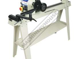 WL-20 Swivel Head Wood Lathe 370mm Swing x 1100mm Between Centres - picture7' - Click to enlarge