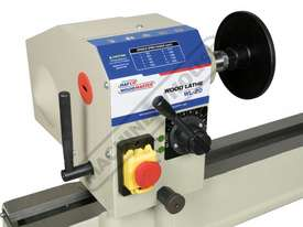 WL-20 Swivel Head Wood Lathe 370mm Swing x 1100mm Between Centres - picture13' - Click to enlarge