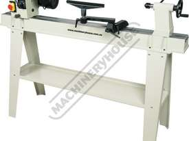 WL-20 Swivel Head Wood Lathe 370mm Swing x 1100mm Between Centres - picture0' - Click to enlarge