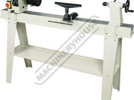 WL-20 Swivel Head Wood Lathe 370mm Swing x 1100mm Between Centres - picture2' - Click to enlarge