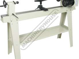WL-20 Swivel Head Wood Lathe 370mm Swing x 1100mm Between Centres - picture5' - Click to enlarge