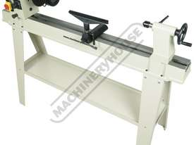 WL-20 Swivel Head Wood Lathe 370mm Swing x 1100mm Between Centres - picture6' - Click to enlarge