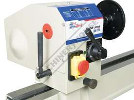 WL-20 Swivel Head Wood Lathe 370mm Swing x 1100mm Between Centres - picture12' - Click to enlarge